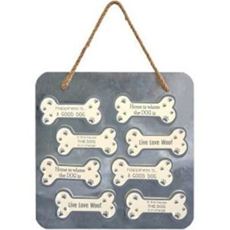 Choice of Bone Shape Doggy Magnet by Transomnia: Booker Gifts
