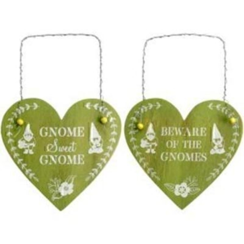 Choice of Gnome Signs by Transomnia: Booker Gifts