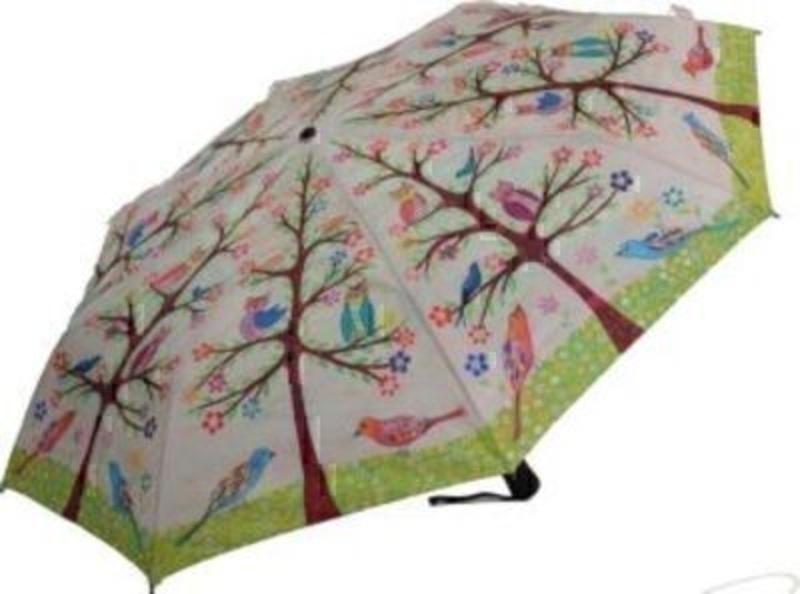 Coynes Owl Umbrella By Blooming Brollies - Folding: Booker Gifts