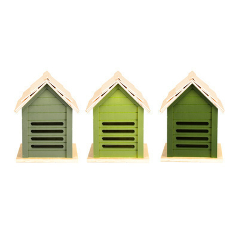 Fallen Fruits Ladybird House (Assorted): Booker Gifts