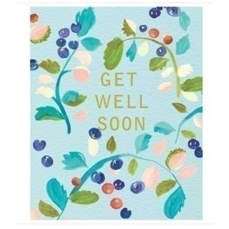 Get Well Soon Card by Liz and Pip: Booker Gifts