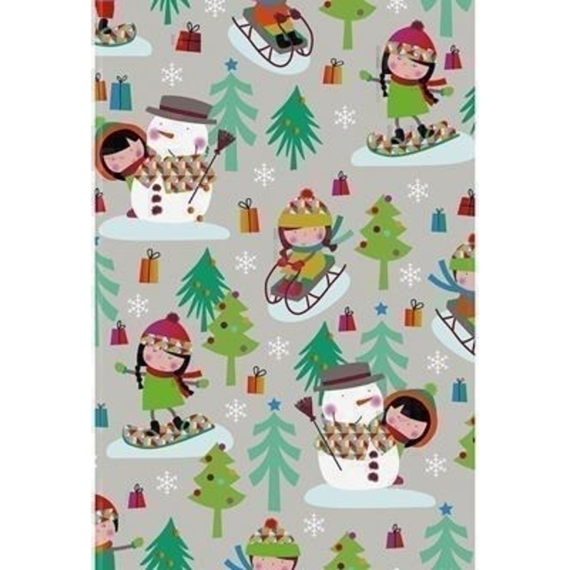 Luxury Childrens Christmas Wrapping Paper by Stewo: Booker Gifts