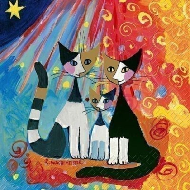 Rosina Wachmeister Together Napkins By Stewo: Booker Gifts
