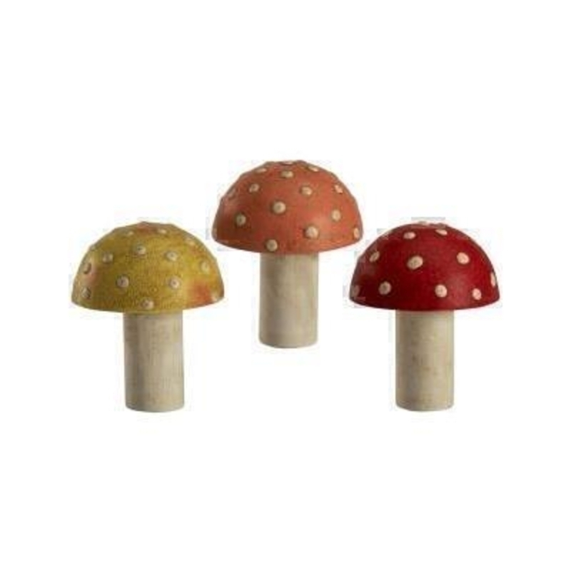 Vintage Metal Toadstool by Transomnia: Booker Gifts