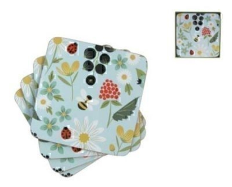 Coasters Kitchen Garden Design Gisela Graham: Booker Gifts