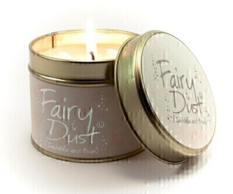 Fairy Dust Scented Candle By Lily Flame: Booker Gifts