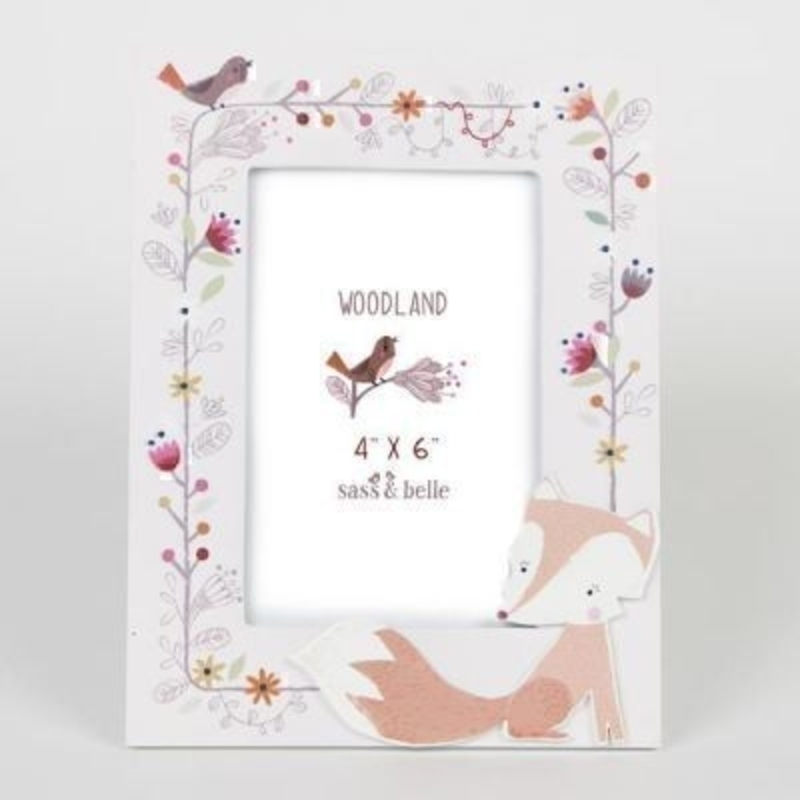 Fox Childrens Picture Photo Frame by Sass and Belle: Booker Gifts