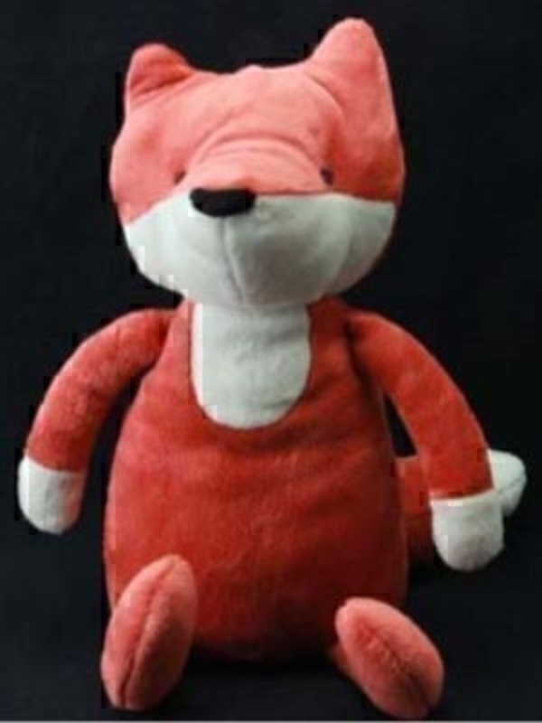 Fox Soft Toy By Gisela Graham: Booker Gifts