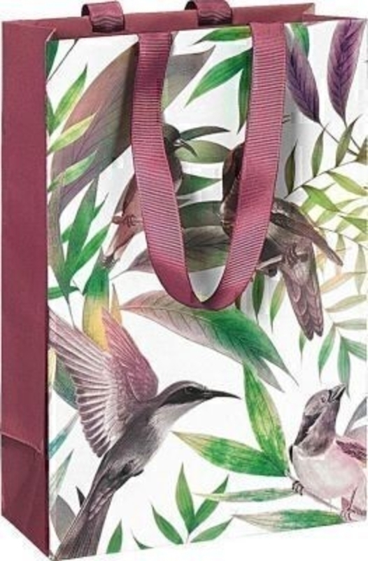 Humming Bird Gift Bag - Samora Small by Stewo: Booker Gifts