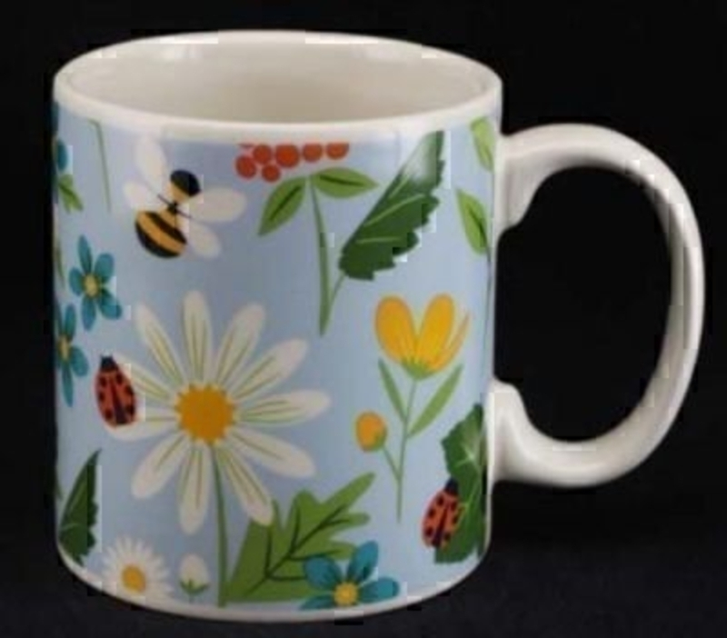 Kitchen Garden Mug By Gisela Graham: Booker Gifts