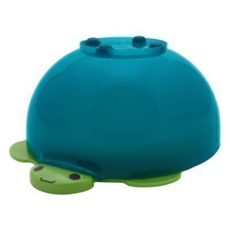 Tommy Turtle Childrens Bowl and Sieve by Typhoon: Booker Gifts