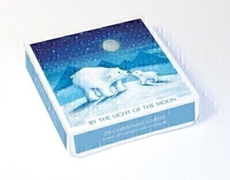 20 By The Light of The Moon Christmas Cards