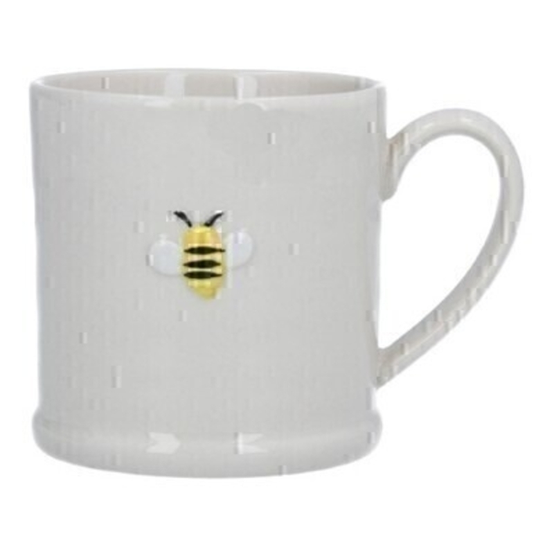 Bee Ceramic Small Mug By Gisela Graham