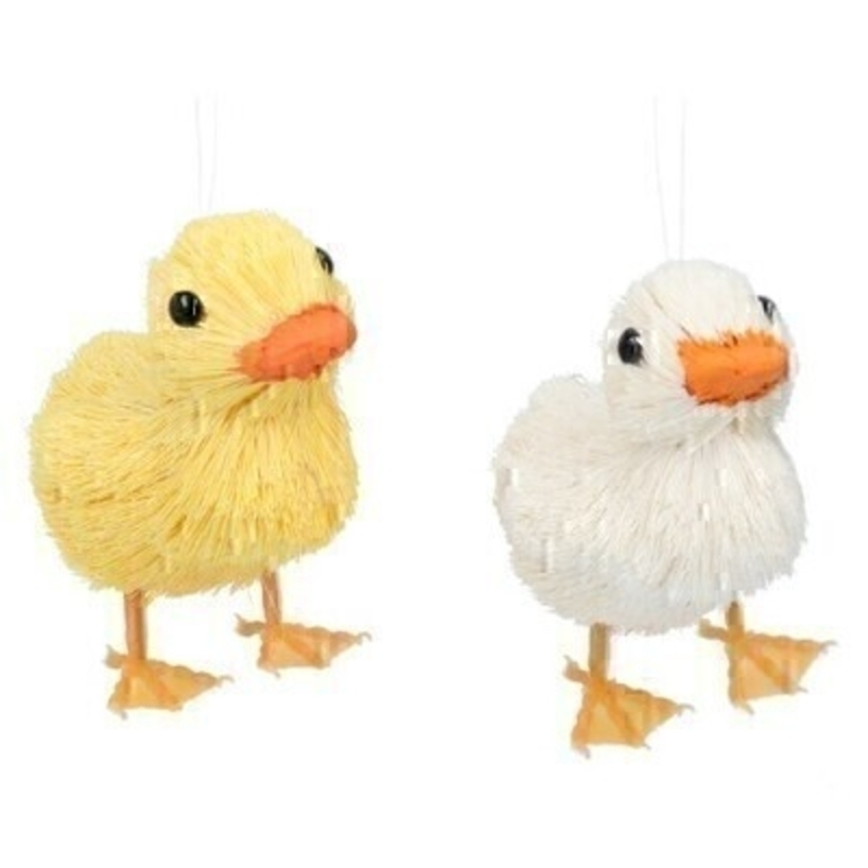 Choice of 2 Duck or Chick Easter Ornament by Gisela Graham