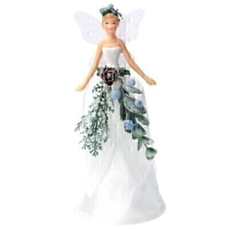 Eucalyptus Fairy Tree Topper Gisela Graham