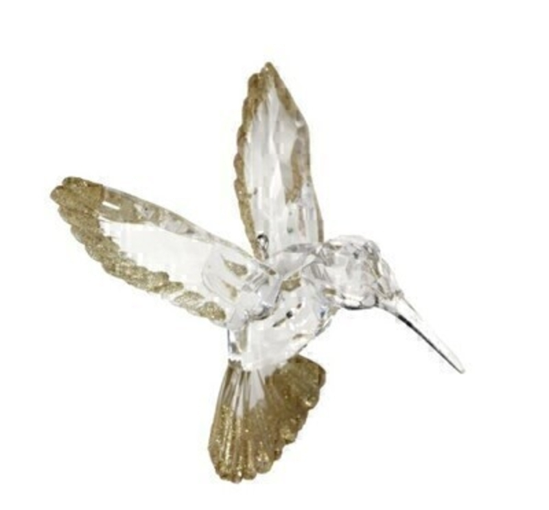 Glitter Hummingbird Hanging Decoration Gisela Graham